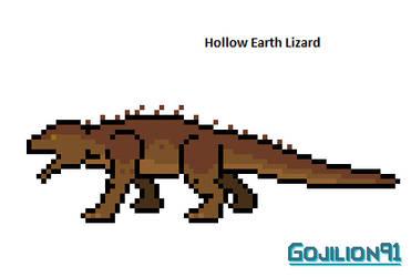 Hollow Earth Lizard