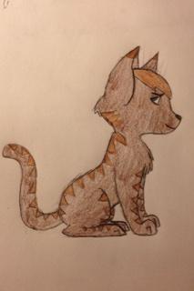 Col The Cat by VioletFuzzypelt