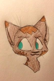 Col Kitty by VioletFuzzypelt