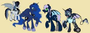 Luna's Family