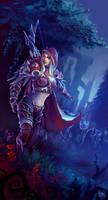 The Dark Lady, Sylvanas.