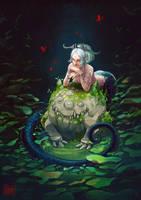 My precious stone by Koni-art