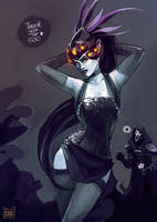 Widowmaker by Koni-art