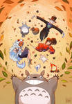 Ghibli Party