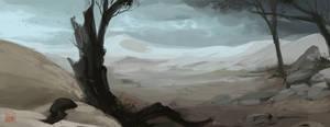 Desert of Flaur'yen