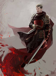 Jaime Lannister by Koni-art