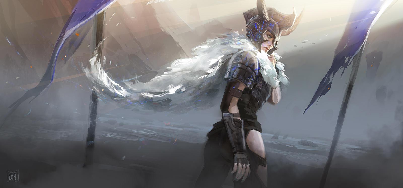 Phantom by Koni-art