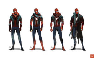 My spiderman - Concept