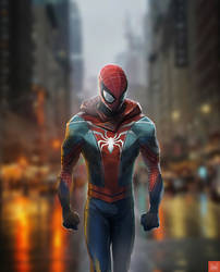 My spiderman - Final by Koni-art