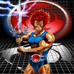 ThunderCats leader- Lion-O