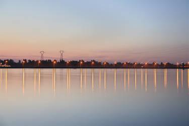 Rhein in Germany by FridayNightShot