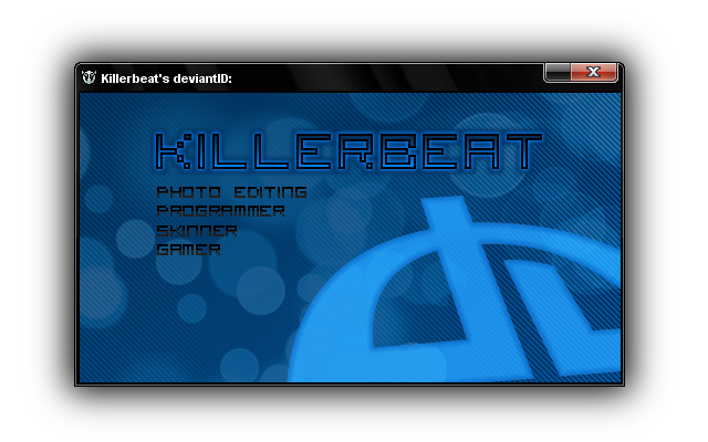 killerbeat's Profile Picture