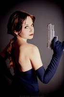 Lara Croft ( Tomb Raider Chronicles) by Amu-Nina