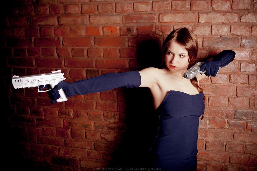 Lara Croft (Chronicles) 1 by Amu-Nina