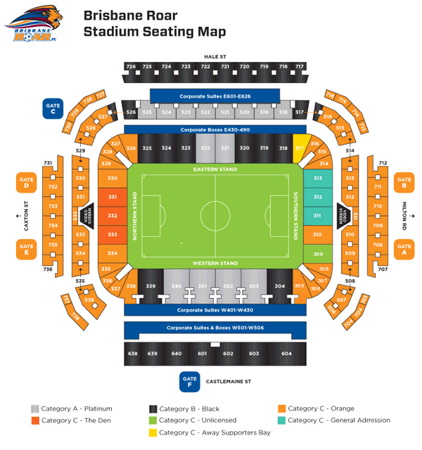 anz stadium seating map pdf