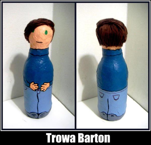 Trowa Barton by Zaptrap105