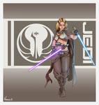Jedi character 04