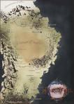 Commission - Map of Xor'Veil