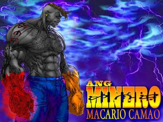 MINERO Macario Camao by DALUYONG