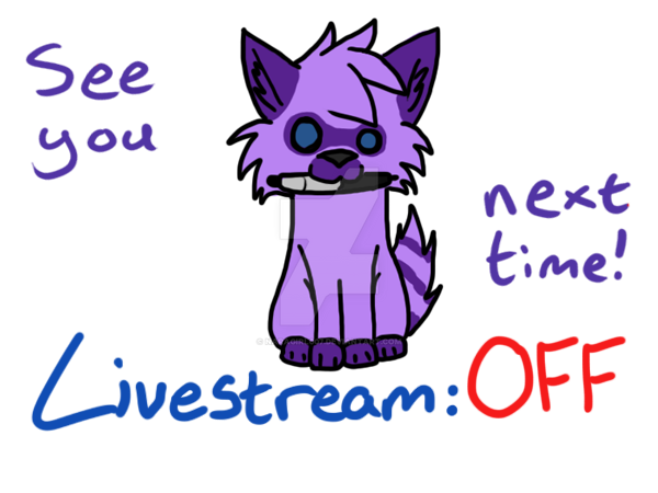 Livestream [ON] by Naragirl007