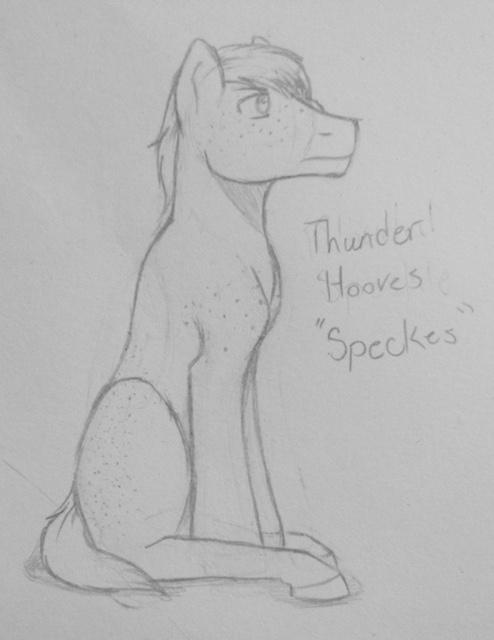 Thunder Hooves by CoronaKasai