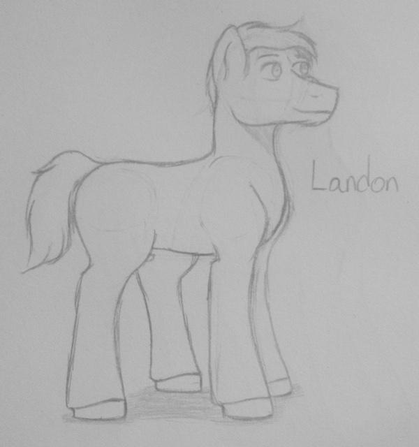 Landon by CoronaKasai