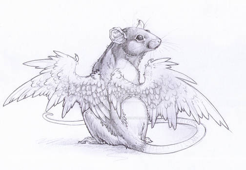 little mouseangel 2