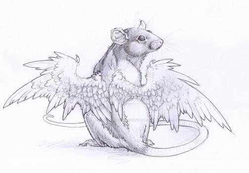 little mouseangel 2