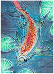 ACEO - Fish