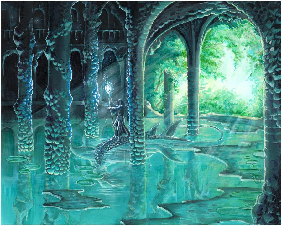 watershire by drachenmagier
