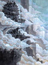 City of Pillars by drachenmagier