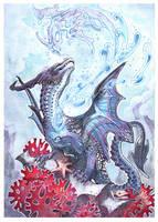 DSA Reefdragon by drachenmagier