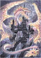dawndragon by drachenmagier