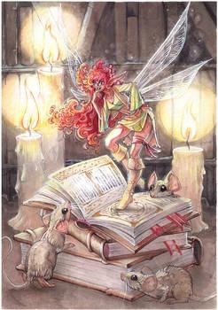 Commission - fairy