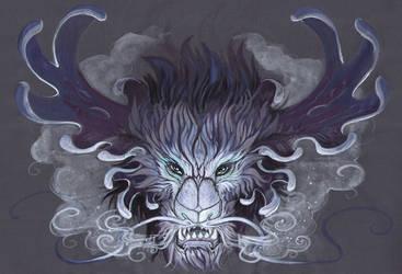 Dragon III by drachenmagier