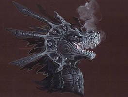 Dragon II by drachenmagier