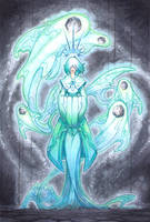 Mage of the falling star by drachenmagier