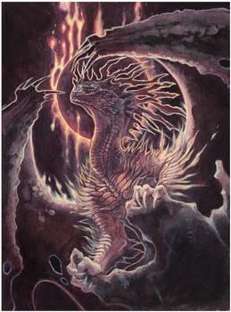 Abyssal Fire Dragon