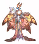 commission - moth