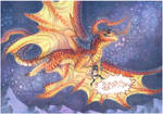 thank you for flying dragon air...