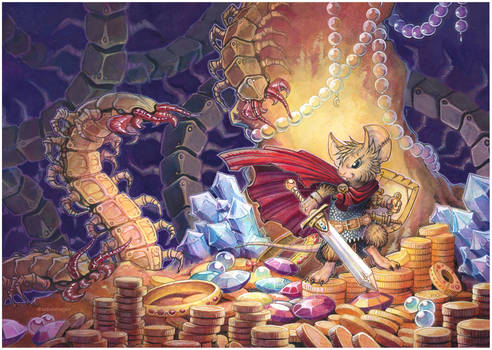Treasure Guardians by drachenmagier