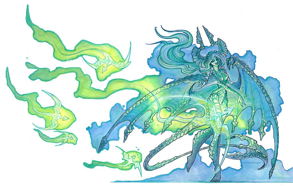 veil fire by drachenmagier