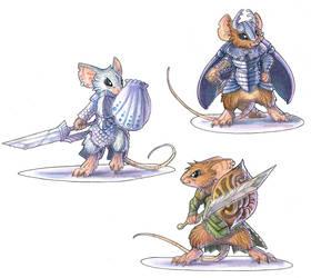 mouse armor by drachenmagier