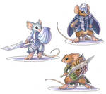 mouse armor