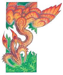 quetzalcoatl II by drachenmagier