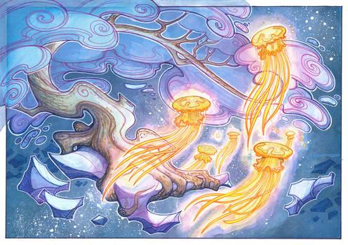 space medusa