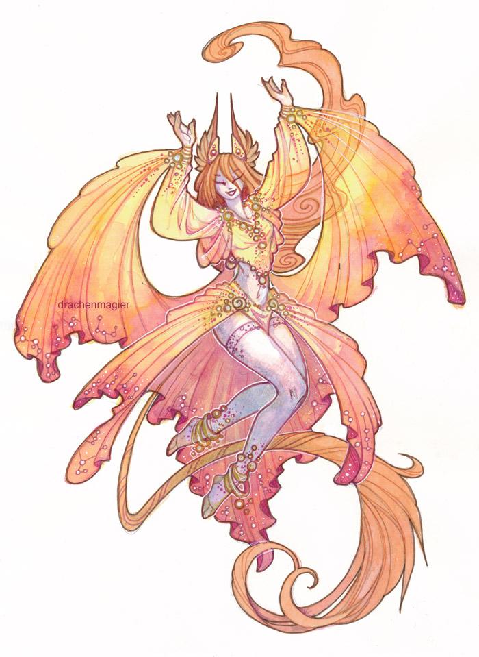 dancer by drachenmagier