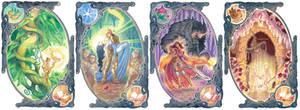Fairest Trilogy - (some) Chapter Illustrations