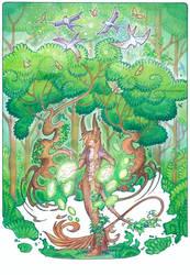 druid magic