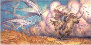 wind dragon hunter